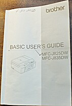 Brother MFC-J825DW Printer by Brother