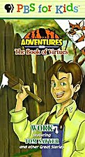 Work: The Book of Virtues (VHS) by VHS