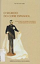 O Segredo do Cofre Espanhol by Rui da Costa…