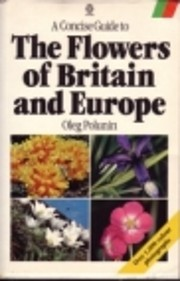 A Concise Guide to the Flowers of Britain…