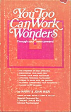 You too can work wonders ... : through your…