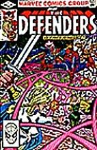 Defenders (1972) #109 by J.M. DeMatteis