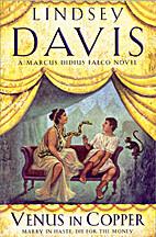 Venus In Copper (Falco) by Lindsey Davis