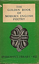 The Golden Book of Modern English Poetry by…