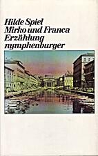 Mirko Und Franca (German Edition) by Hilde…