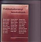 Politikatudományi tanulmányok by Polgár…