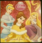 Disney Princess Dressed for the Ball by…
