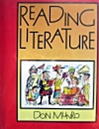 Reading Literature by Don Munro