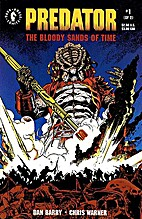 Predator: The Bloody Sands of Time # 1