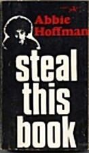 Steal This Book by Abbie Hoffman