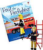 Fred the Firefighter Kid Kit (Kid Kits) by…