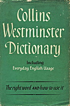 Collins Westminster Dictionary by J. B.…