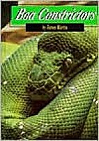 Boa constrictors : and other boas by James…