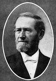 Author photo. Henry White Warren [credit: Iliff School of Theology]