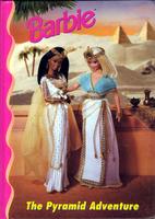 Barbie: The Pyramid Adventure by Rita…