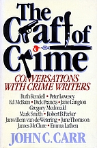 The Craft of Crime: Conversations With Crime…