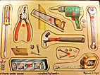 Puzzle - Tools by Melissa & Doug