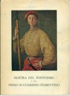 Mostra del Pontormo e del primo manierismo…