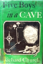 Five Boys in a Cave by Richard Church