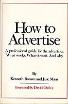 How to Advertise by Kenneth Roman