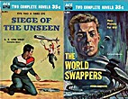 Siege of the Unseen / The World Swappers…