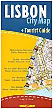 Lisbon City Map Tourist Guide by Carlos…