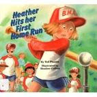 Heather Hits Her First Home Run by Ted…