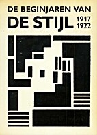 De Stijl: The Formative Years by Carel…