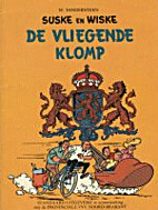 De vliegende klomp by Willy Vandersteen