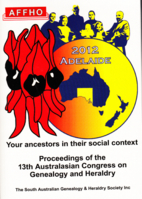 Your ancestors in their social context,…