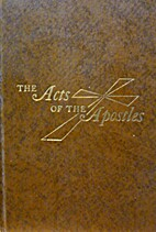 The Acts of the Apostles Volume III (Vol 3)…