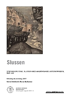 Slussen : Stockholms stad, Slussen med…