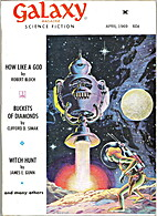 Galaxy Science Fiction 1969 April, Vol. 28,…