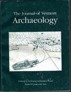 Journal of Vermont archaeology, Volume 1,…