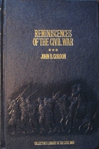 Reminiscences of the Civil War by John Brown…