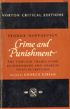 Crime and Punishment [Norton Critical…