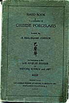 Hand book of a collection of Chinese…