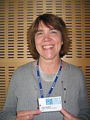 Author photo. Linda Jensen Sheffield [credit: Australian Mathematics Trust]