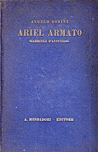 Ariel armato (Gabriele D'Annunzio) by Angelo…