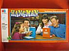 Hangman {game} by Milton Bradley