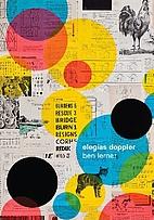 Elegías doppler by Ben Lerner