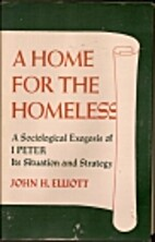 A home for the homeless: A sociological…