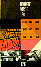 Een harde wereld by Jan Pen