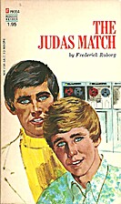 The Judas match by Frederick Raborg