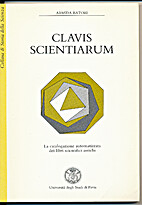 Clavis scientiarum: la catalogazione…