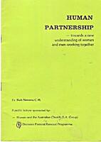 Human partnership - towrads a new…