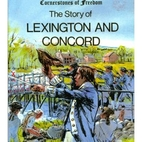 The story of Lexington and Concord…