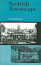 Scottish townscape by Colin McWilliam