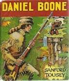 Daniel Boone by Sanford Tousey