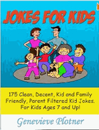 Jokes For Kids (175 Clean, Decent, Kid and…